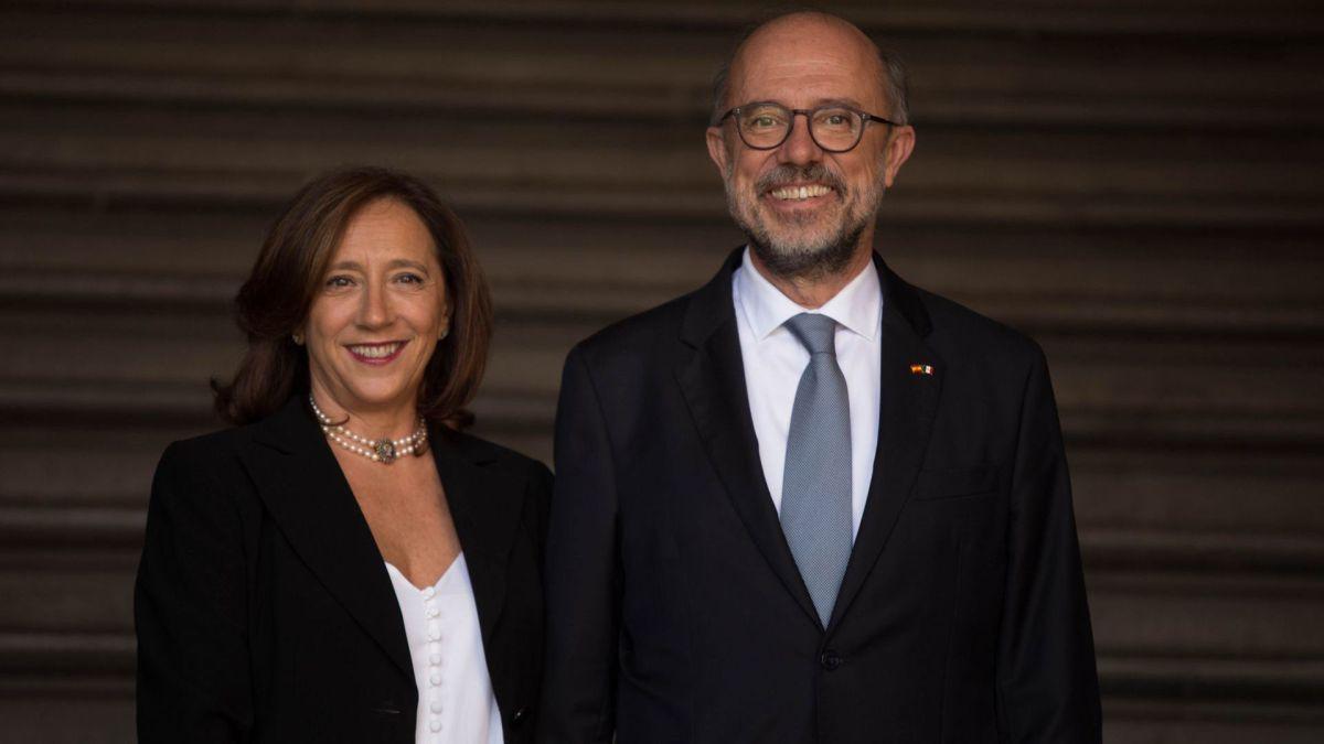 El embajador de España en México, Juan López-Dóriga Pérez indicó que los funcionarios correspondientes ya se han puesto  en contacto con su país para la extradición  de Lozoya (Foto: Ilse Huesca Cuartoscuro)
