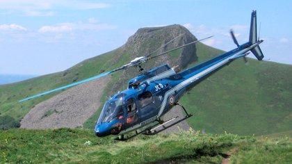 Foto ilustrativa del Eurocpter 350B3 Ecureuil