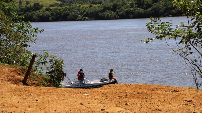El soberbio misiones frontera brasil