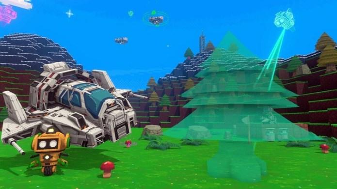 Un mundo dentro de Game Builder
