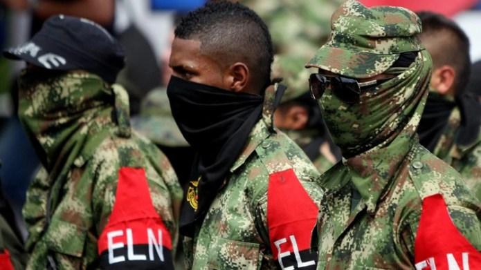 En la región fronteriza de Catatumbo, desde hace días llegaron hombres fuertemente armados, vistiendo uniformes e identificándose como miembros del Ejército de Liberación Nacional (ELN) y le dijeron a los habitantes que no salieran de sus viviendas