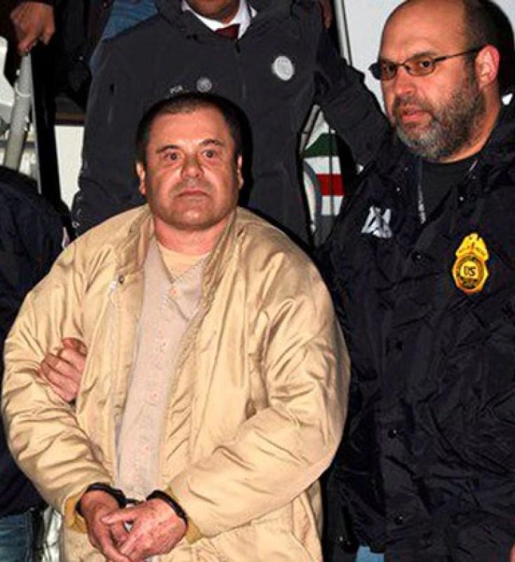 Эль Чапо приговорен к пожизненному заключению в ADX, Колорадо (DEA / Раздаточный материал через REUTERS)