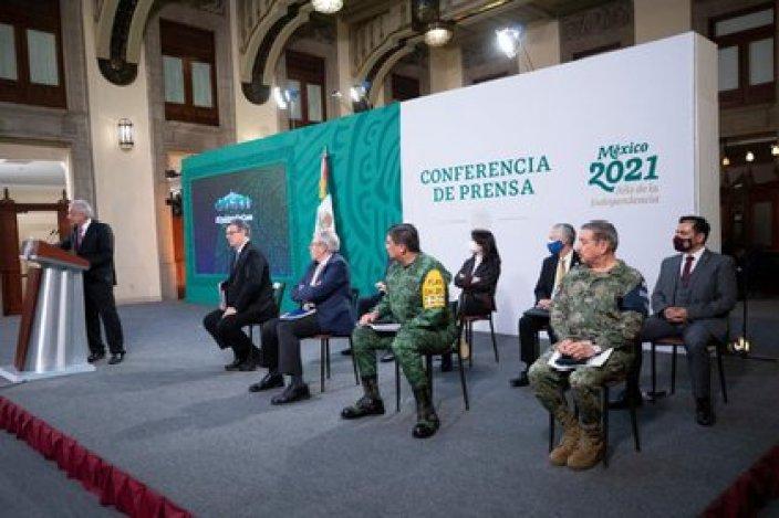 Foto: Presidencia de México