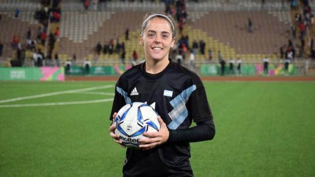 Mariana Larroquette seguirá su carrera en el fútbol de Noruega