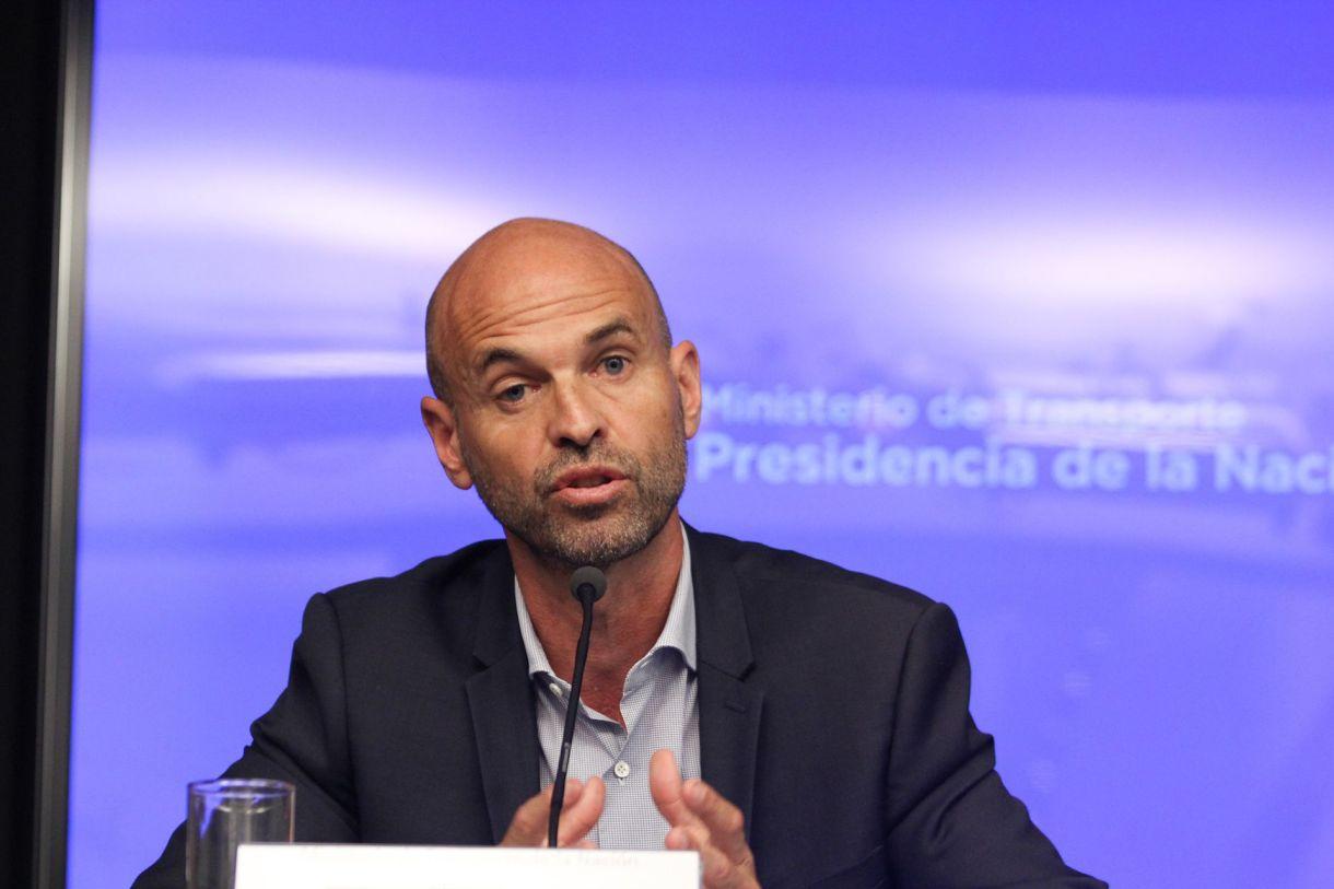 El ministro convocó a los empresarios para encontrar una salida al conflicto (foto de archivo: Matías Baglietto)