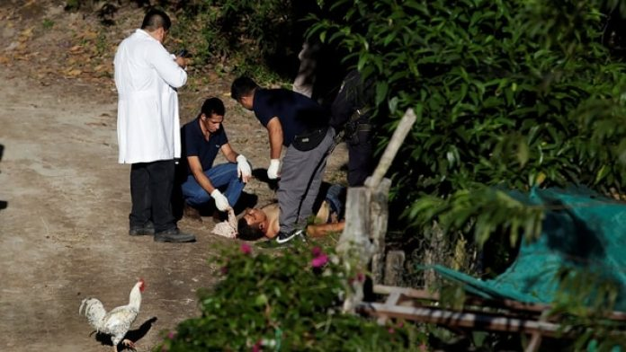 7) San Salvador, El Salvador (Reuters)