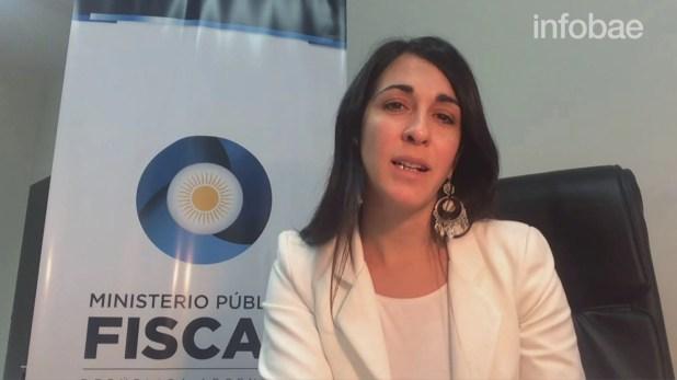 La fiscal Mariela Labozzetta