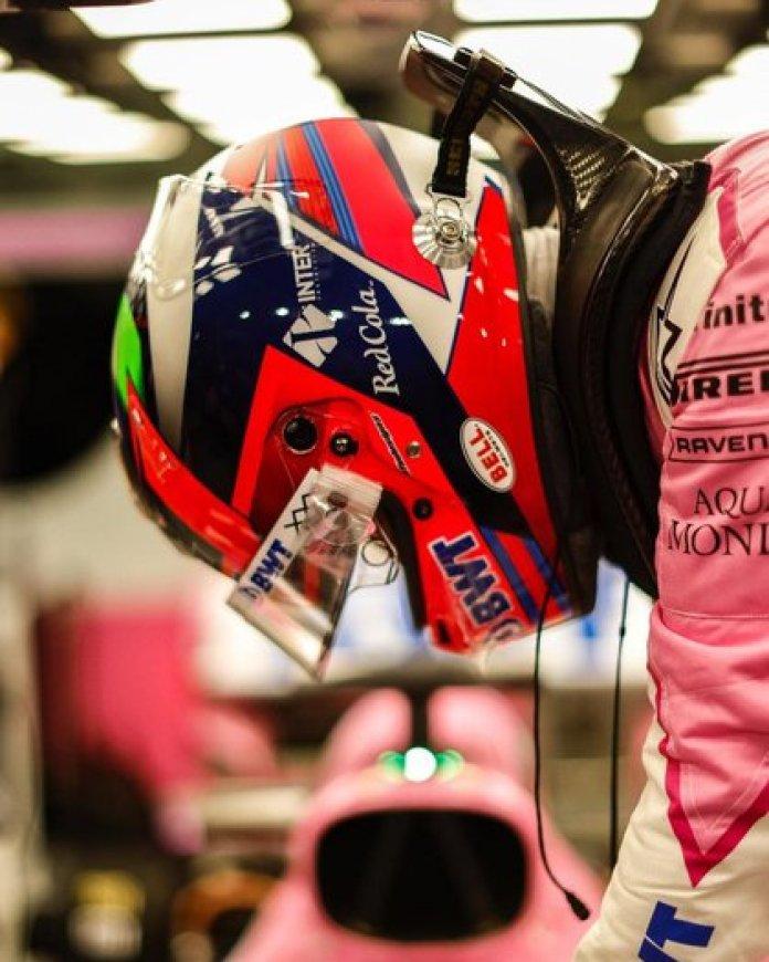 Checo Pérez sumó su noveno podio en el Gran Premio de Turquía, al concluir su carrera en el segundo lugar (Foto: Instagram/schecoperez)
