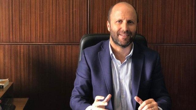 El juez Mariano Hernán Borinsky