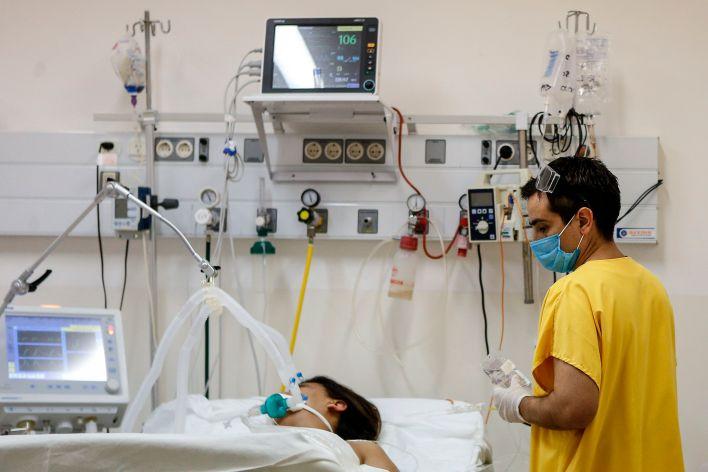 El total de infectados asciende a 153.520 en Argentina
