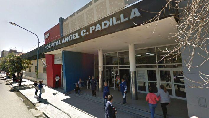 Jorge Ramacciotti jefe terapia intensiva hospital padilla tucuman
