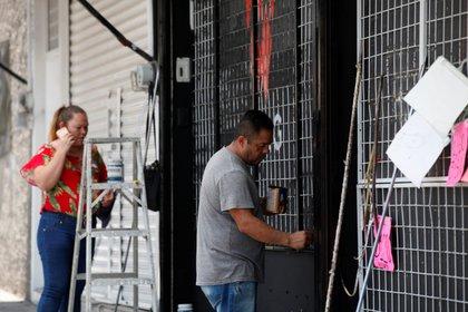 Más de 150.000 pequeños negocios cierran en México por la crisis -