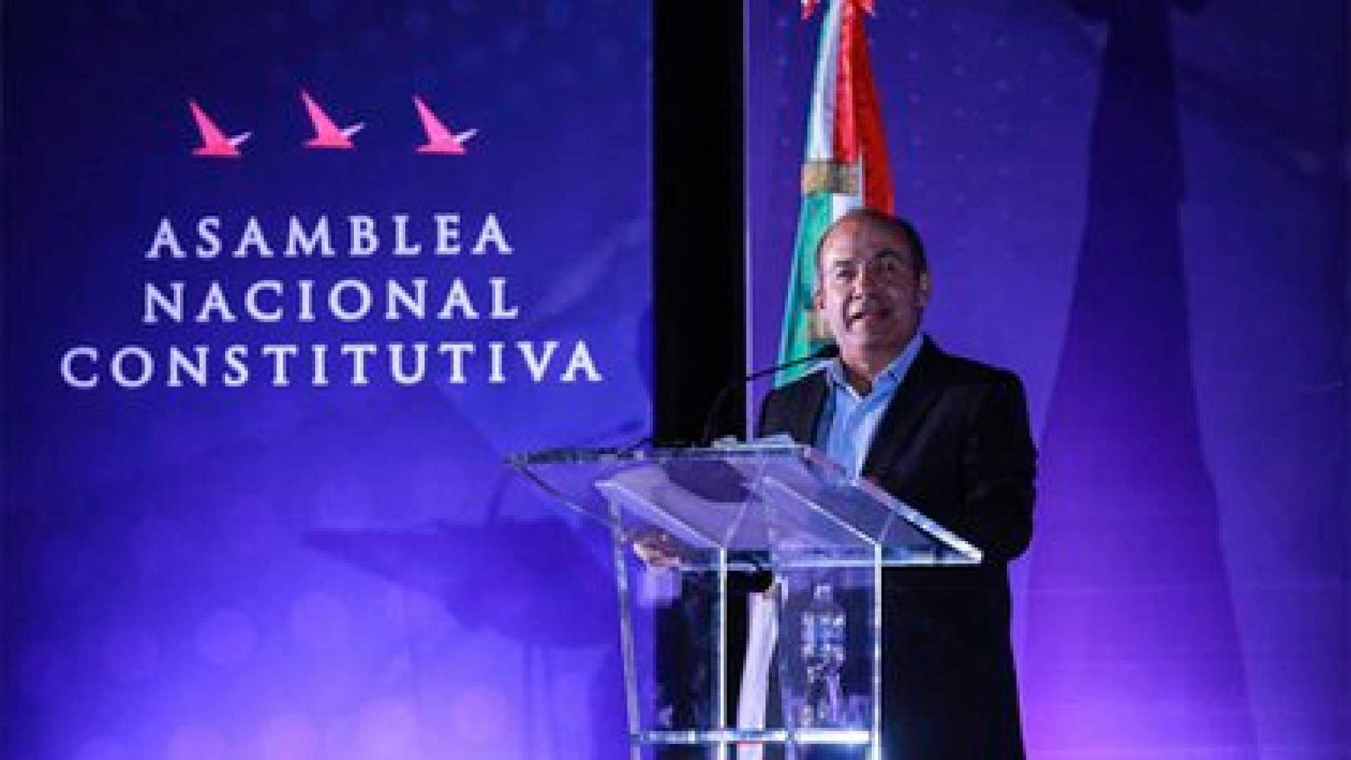 Niegan registro como partido político a México Libre, organización de Felipe Calderón y Margarita Zavala (Foto: Facebook@MexLibre)