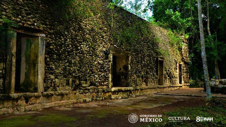 Fue en el Clásico Terminal cuando Chichén Itzá, al volverse una metrópoli destacada en el nororiente del actual Yucatán, extendió su influencia sobre sitios como Kulubá (Foto: www.inah.gob.mx)