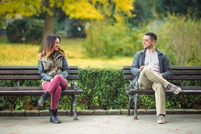 El amor a primera vista es más probable en los hombres que en las mujeres (Shutterstock)