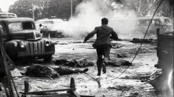 Después del bombardeo, una junta cívico-militar controlaría el poder. Intervendrían la CGT y las provincias, liberarían a los presos por razones políticas y fusilarían a quienes resistieran su autoridad