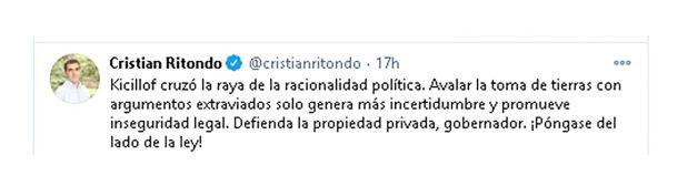 AXEL KICILLOF BARRIOS PRIVADOS