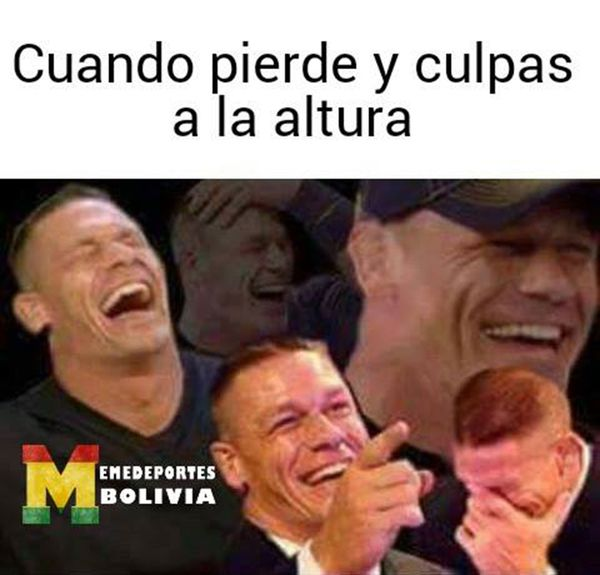 Los memes se burlan de Argentina