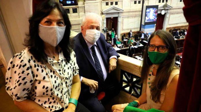 Elizabeth-Gomez-Alcorta-Vilma-Ibarra-Gines-Gonzalez-Garcia-aborto2020---congreso---legalizacion