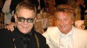 Rod Stewart y sus intentos fallidos por reconciliarse con Elton John