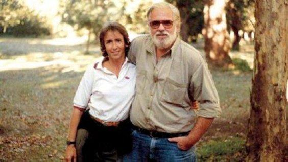 María Marta García Belsunce y su marido, Carlos Carrascosa