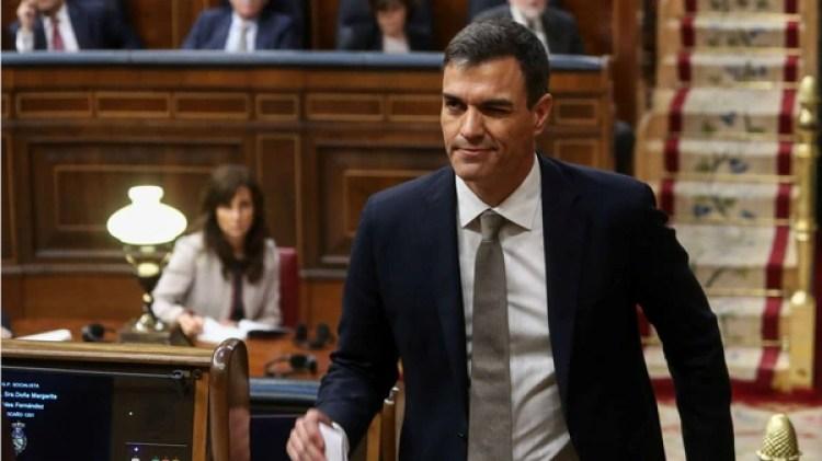 Pedro Sánchez (Reuters)
