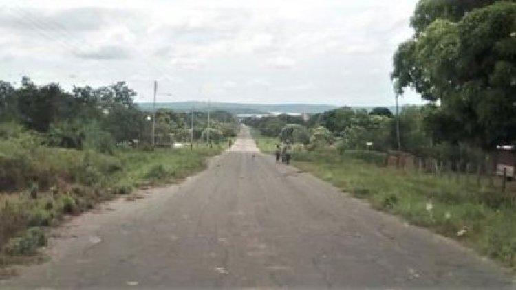 Zona de Guaicupa entre Santa Cruz del Orinoco y Santa Clara