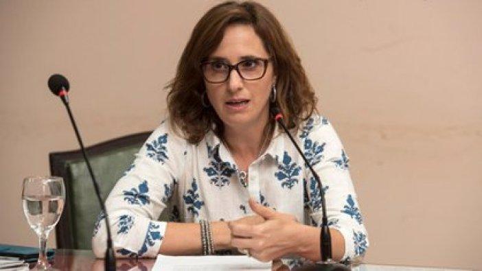 Cecillia Incardona, fiscal federal de Lomas de Zamora.