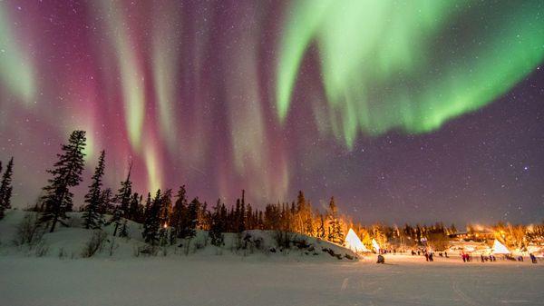 Creó todo un sector turístico alrededor del fenómeno de las luces del norte (iStock)