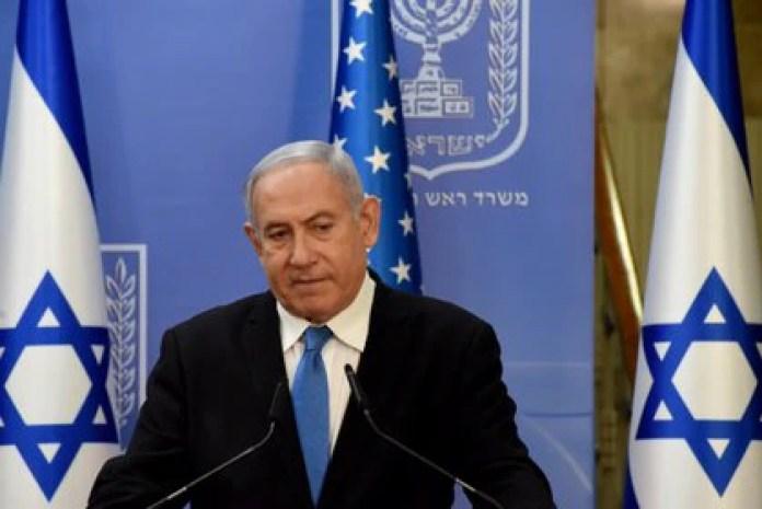 Benjamin Netanyahu dijo que Israel está negociando en secreto con líderes árabes y musulmanes una normalización de sus relaciones (Debbie Hill/Pool via REUTERS)