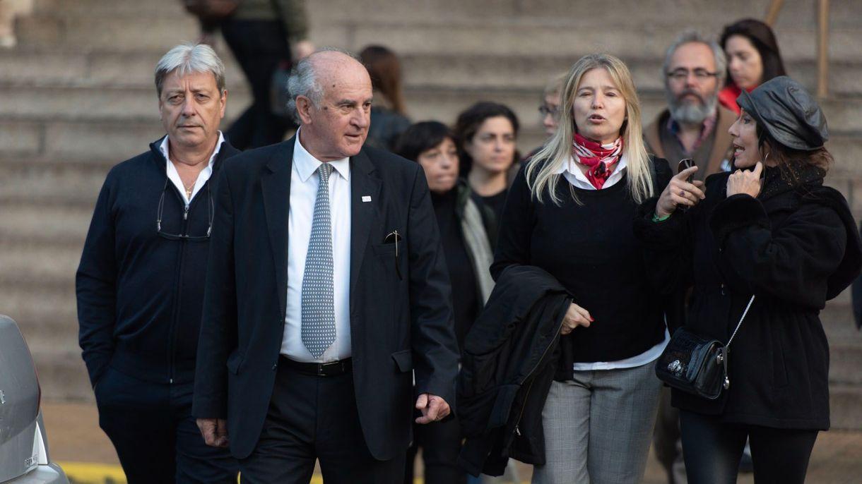 Oscar Parrilli es la mano derecha de Cristina Kirchner en el Senado (Adrián Escandar)