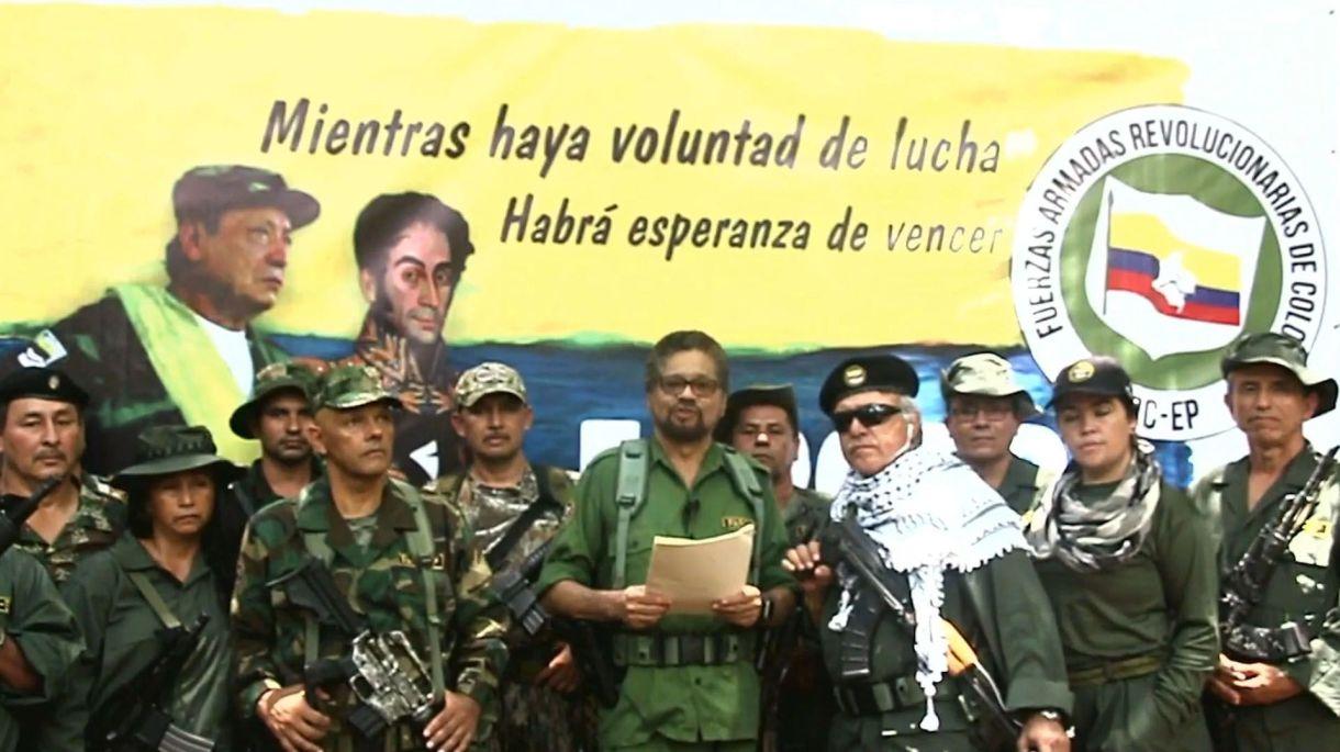 Los disidentes de las FARC que retomaron las armas