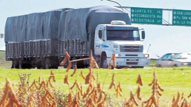 Los camiones de carga circularán sin restricciones en todo el país