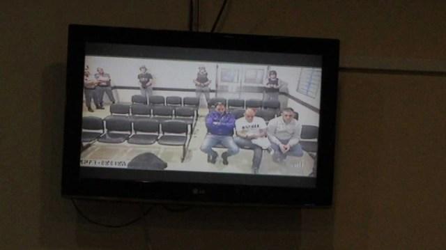 El juicio oral y público por el cual serán juzgados Cristian y Martín Lanatta y Victor Schillaci (Gentileza El Litoral)