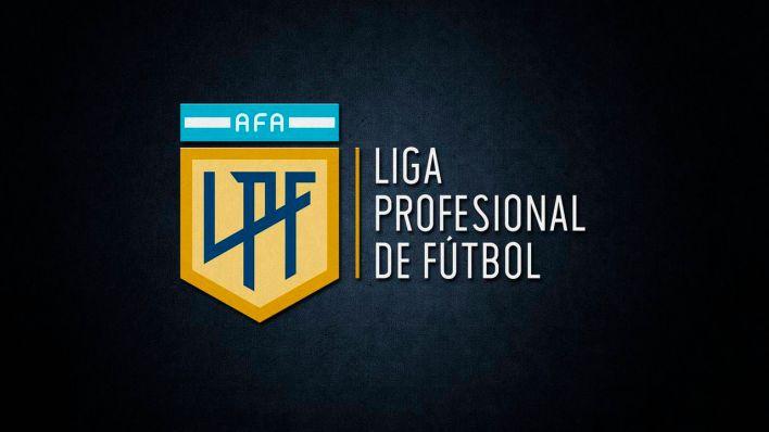 Logo Liga Profesional de Fútbol