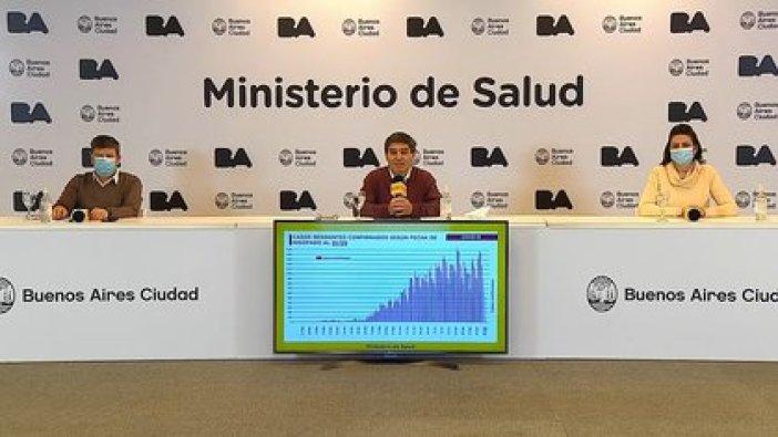 """Fernán Quirós: """"Estamos muy preocupados por los números y vamos a intensificar los testeos"""""""