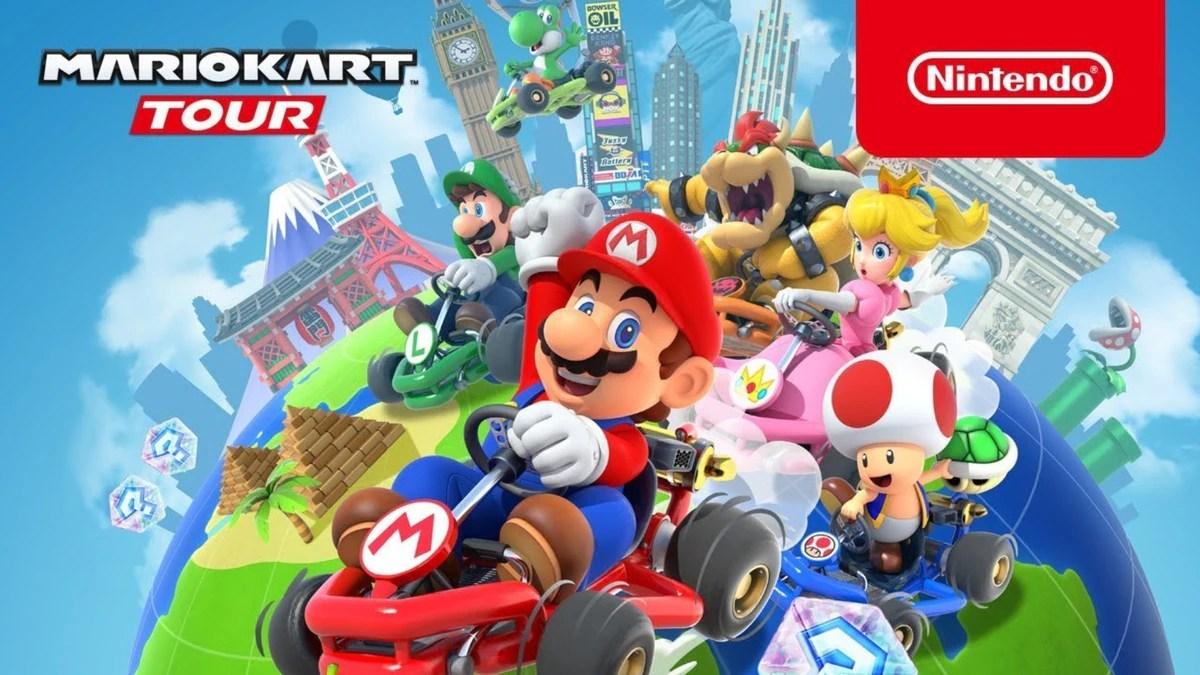 """Mario Kart Tour: el vertiginoso juego de carreras de Nintendo llegará a """"smartphones"""" el 25 de septiembre"""
