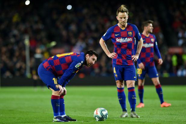 Barcelona completó 1.002 ante Granada, algo que sólo habían logrado equipos de Guardiola y Vilanova (Shutterstock)