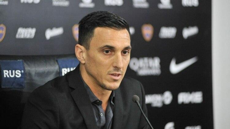Nicolás Burdisso, nuevo Director Deportivo de Boca (Jaime Olivos)