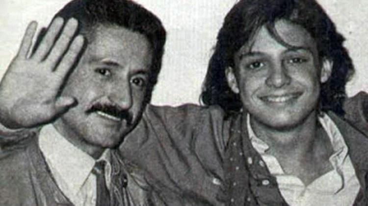 Luisito Rey y el Sol de México, en los inicios de la carrera del artista