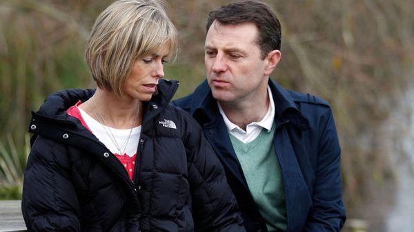 Kate y Gerry McCann aún creen que la pequeña Maddie podría estar viva (Reuters)