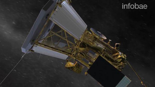 Solar Probe Plus de perfil
