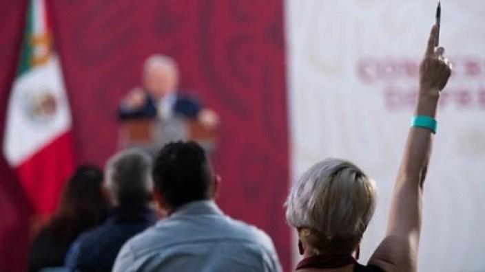 Organizaciones internacionales advirtieron la estigmatizacion del presidente hacia la prensa (Foto: Presidencia de México)