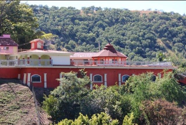 Así luce la casa de la madre de Guzmán Loera (Foto: Archivo)