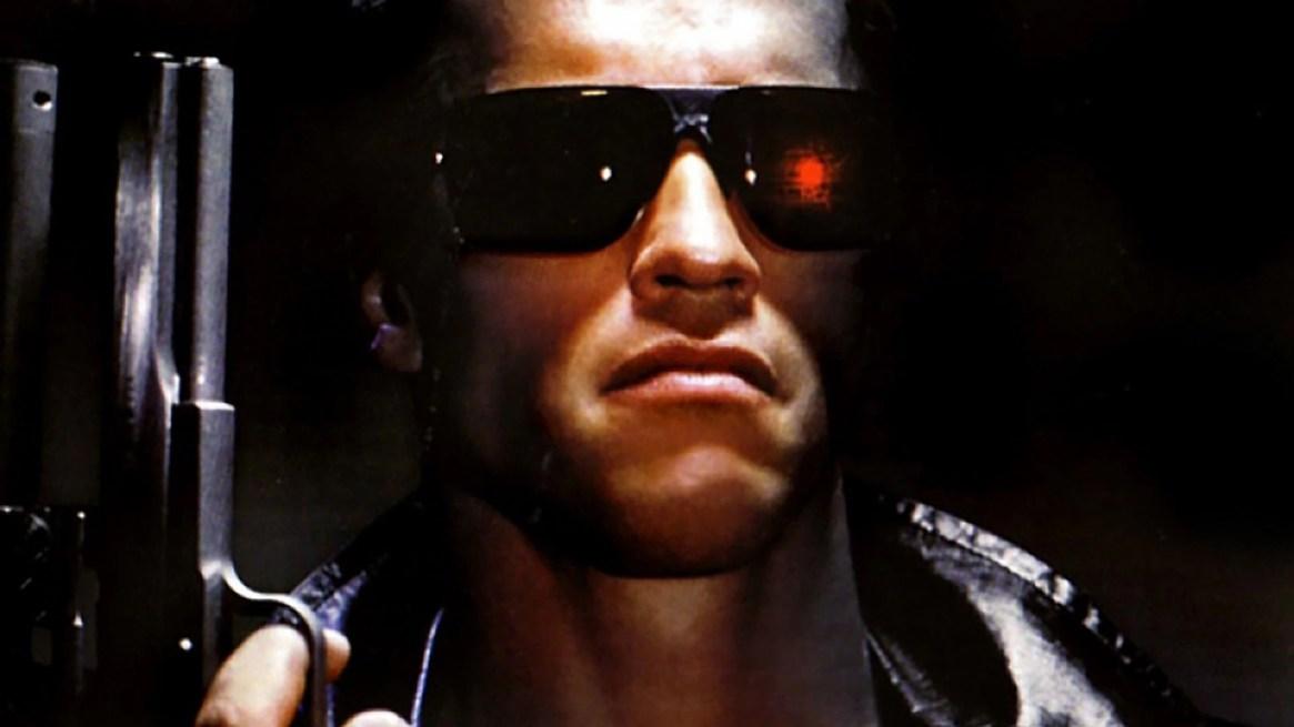 Arnold Schwarzenegger, 'The Terminator'