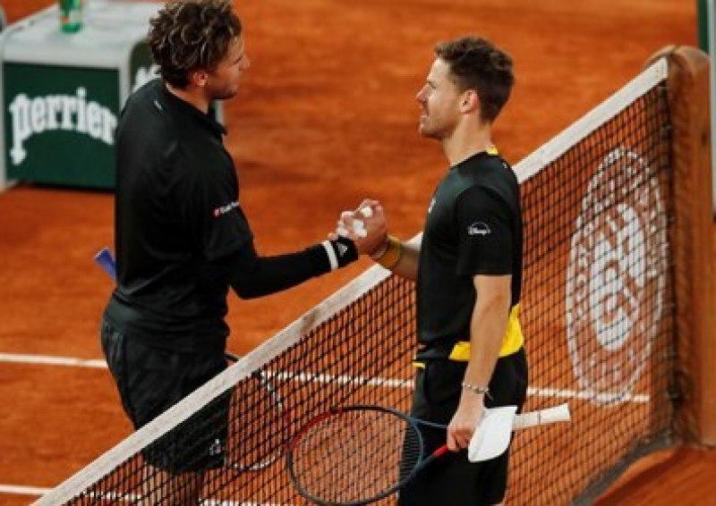 El Peque había caído previamente en tres cuartos de final de Grand Slam (Foto: Reuters)