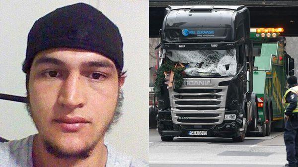 Anis Amri, el atacante de Berlín