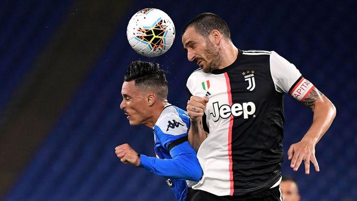 Coppa Italia - Final - Napoli v Juventus