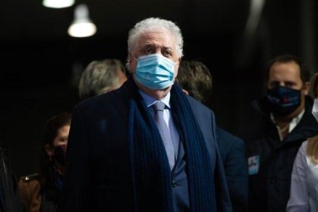 """El ministro de Salud Ginés González García manifestó que """"no estamos en una situación crítica"""""""