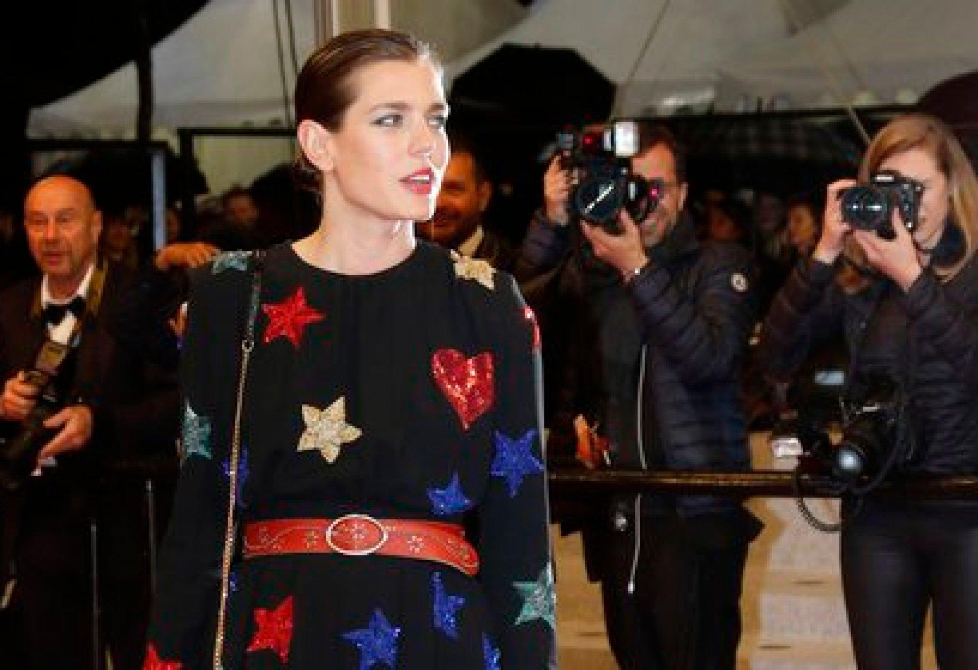 Charlotte arribando al Fetival de Cannes, en mayo de 2019 (Reuters)
